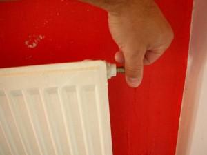 Conozca el proceso de purga de un sistema de calefacción central