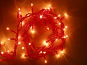 O que fazer quando metade das luzes de Natal não funcionam