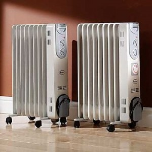 Central heating systems main types