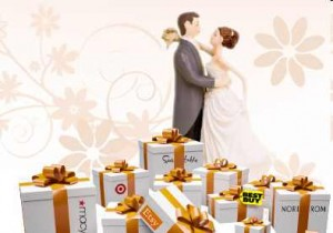 Wat is het juiste moment in te schrijven voor huwelijksgeschenken?