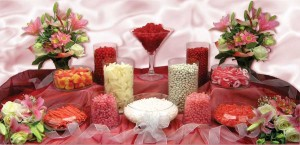 The benefits of a wedding sweet buffet
