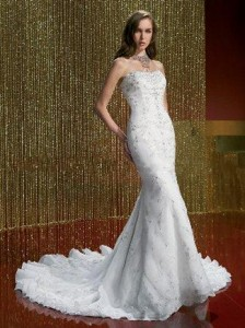 Choose the wedding dress style