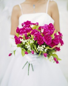 Most popular wWedding flowers