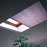 Learn to build a shade for a skylight