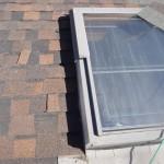 Sätt stopp för ett läckande takfönster