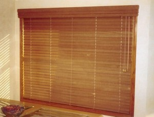 About wood blinds
