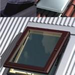 Bir çatı penceresi koyulaşma veya kaldırma hakkında bazı düşünceler