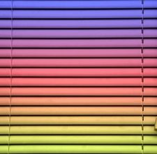 Learn to paint window blinds