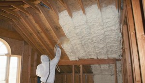 Construction, Why to use spray foam insulation