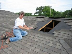 Installation trouble for skylights