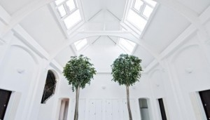 Benefits from skylights
