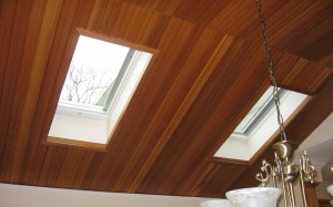 Skylights made at home