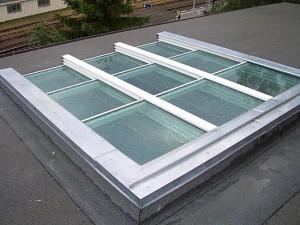 Var att placera takfönster?