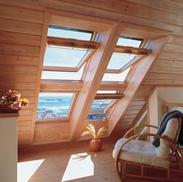 Leer om isolatie toe te passen op een zolder dakraam