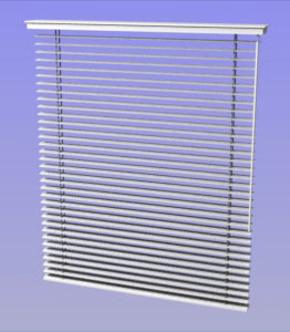 Different window blinds
