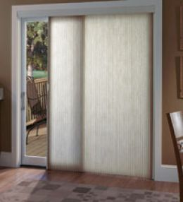 Learn to attach blinds to a sliding window