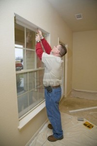 Repairing a window blind