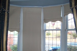 More about bay window blinds