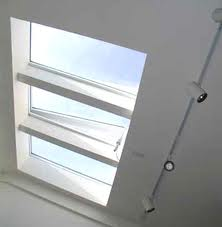 Learn the installation of a skylight