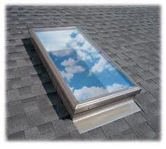 Learn to repair an acrylic skylight
