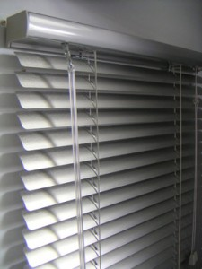 Typer av vinduet mini blinds
