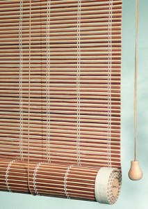 Learn to install and maintain bamboo window blinds