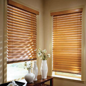 Information about faux wood window blinds
