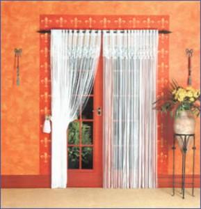 O que para substituir as cortinas verticais com