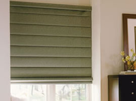 About cordless roman shades