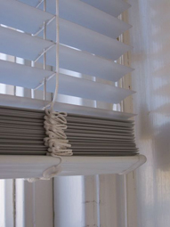Vinyl mini blinds at a low cost