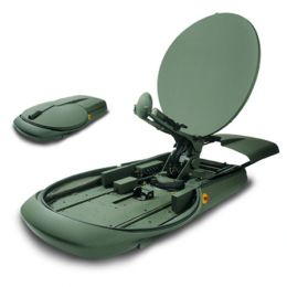 About portable satellite dish