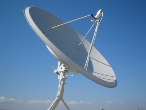 TV, Learn to install satellite antennas