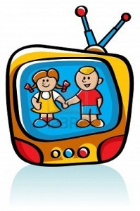 What are the effects of TV on kids