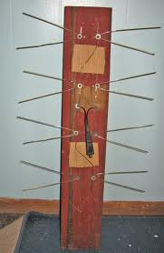 Evde bir TV anteni bina