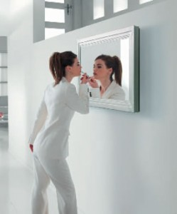 Features of a mirror TV