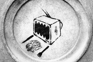 Vaikutus TV aivojen
