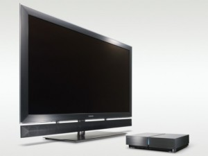 2D to 3D with Toshiba Cell TV