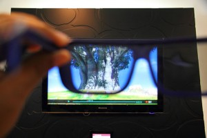 The harm of watching 3D TV