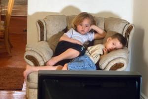 Crianças e televisão