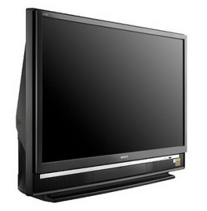 Problemen met de rear projection tv
