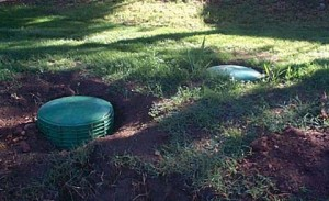 About septic tank cover
